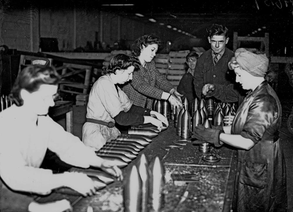 Second World War in Northern Ireland - Information - Other
